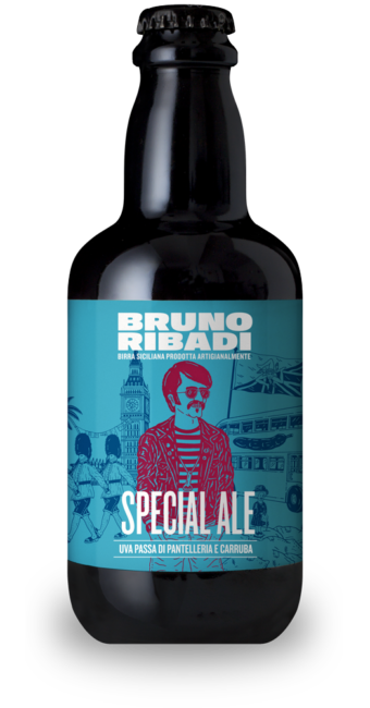 Special Ale Birra Artigianale Siciliana - Bruno Ribadi