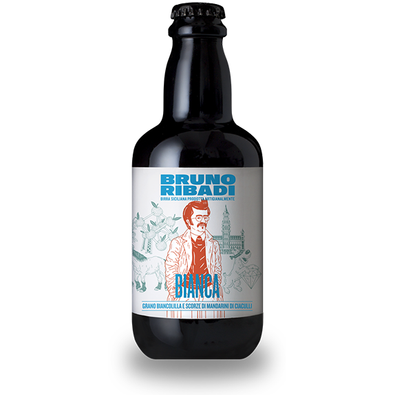 Birra Bianca Artigianale Siciliana - Bruno Ribadi