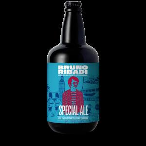 Birra Special Ale Artigianale Siciliana - Bruno Ribadi