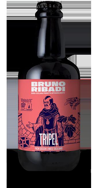 Tripel Artigianale Siciliana - Bruno Ribadi
